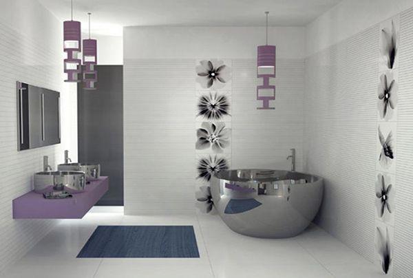 design modern salle de bain